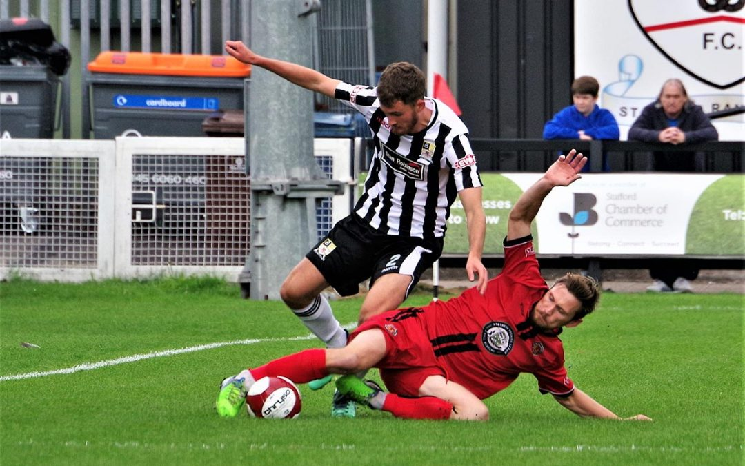 Stafford Rangers 1 – 1 Mickleover Sports