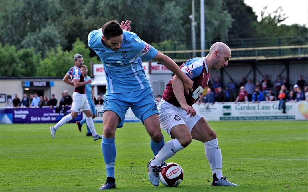 South Shields 3 – 0 Stafford Rangers