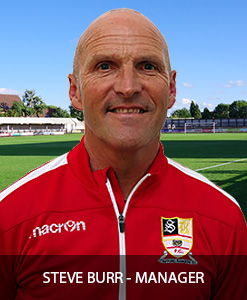 Steve Burr