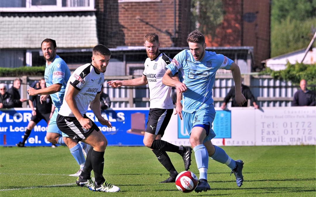 Bamber Bridge 6 – 1 Stafford Rangers