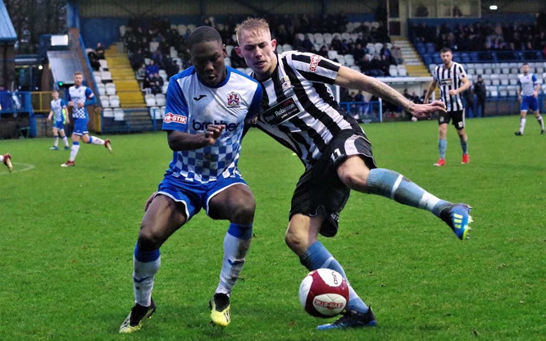 Stafford Rangers 2-2 Stalybridge Celtic