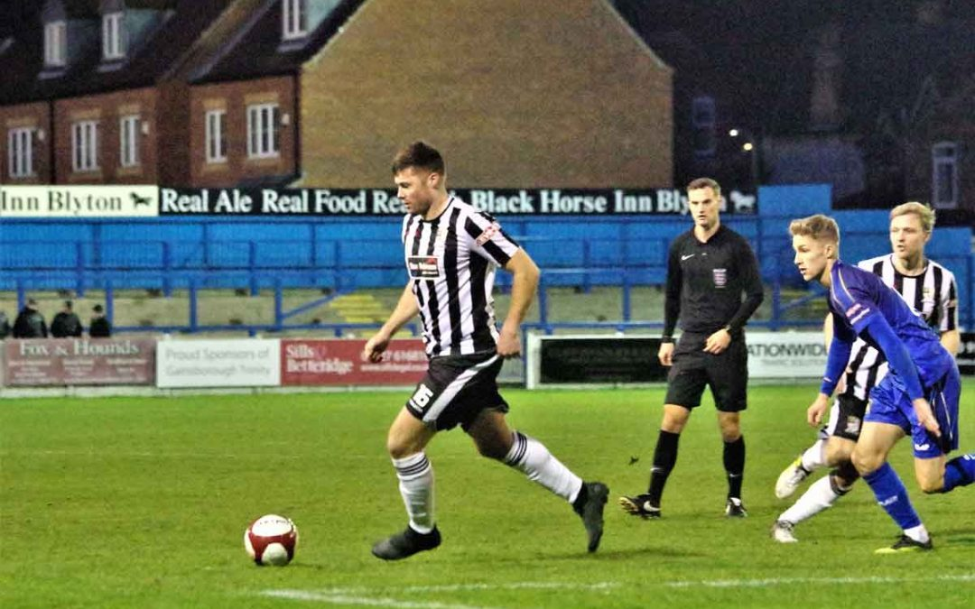 Gainsborough Trinity 1 Stafford Rangers 1