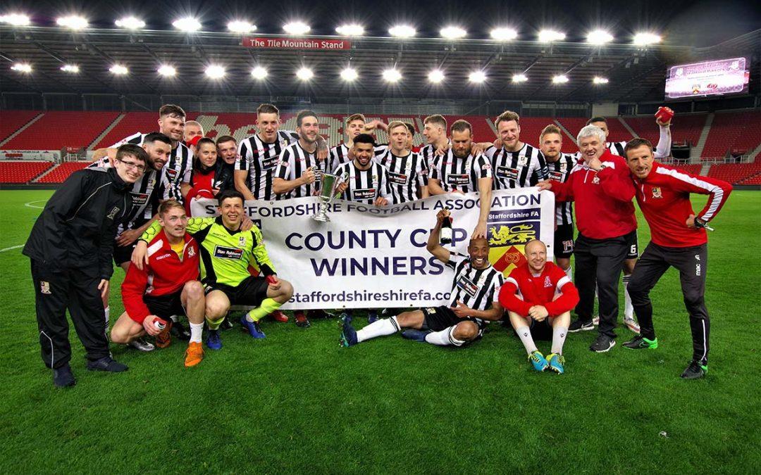 Stafford Rangers 3 – 0 Rushall Olympic