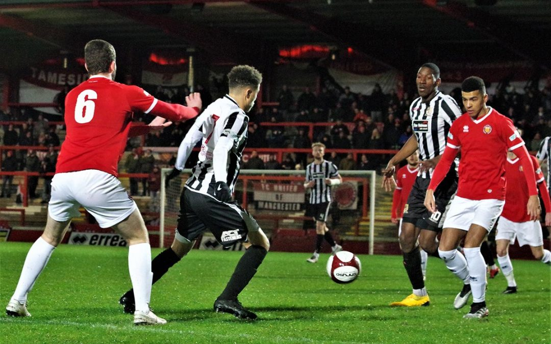 FC United of Manchester 2 – 1 Stafford Rangers
