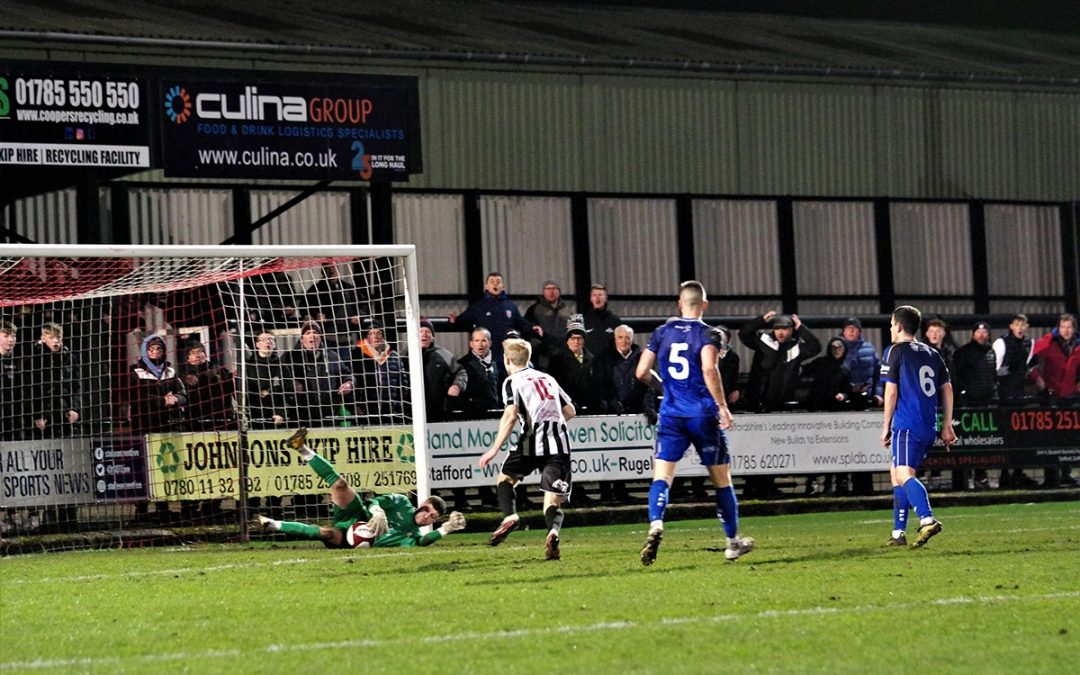 Stafford Rangers 2 – 2 Gainsborough Trinity