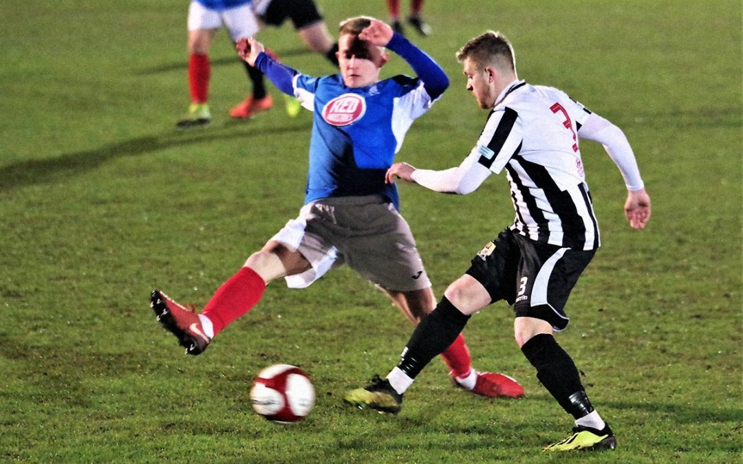 Newcastle Town 0 – 1 Stafford Rangers