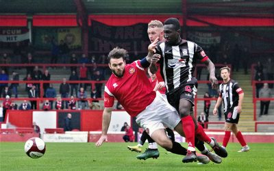 FC United of Manchester 2 Stafford Rangers 1