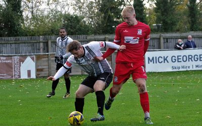 St Ives Town 1 Stafford Rangers 1