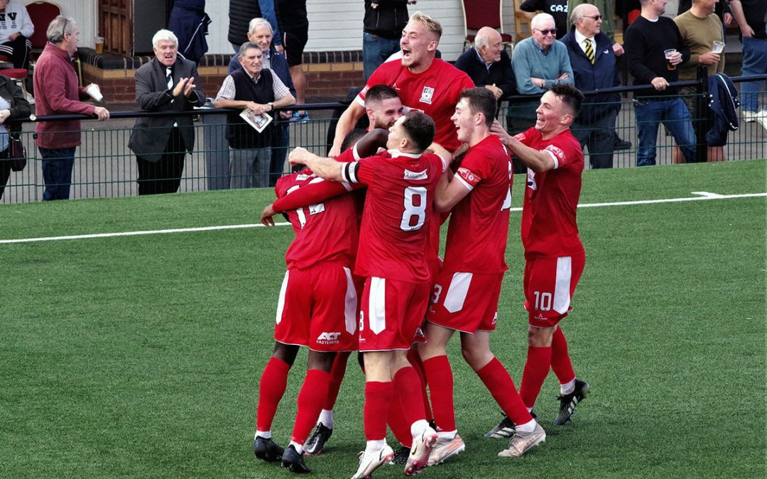 Rushall Olympic v Stafford Rangers Match Report