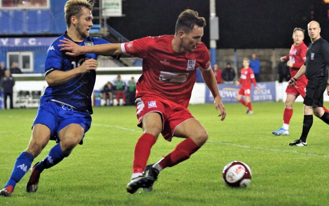 Lancaster City 0 Stafford Rangers 2